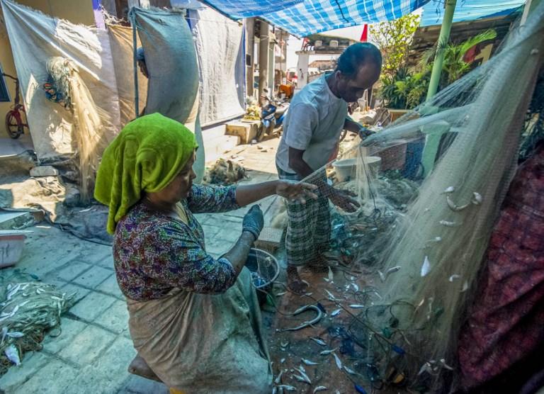 INDONESIA - ECONOMY - FISHING