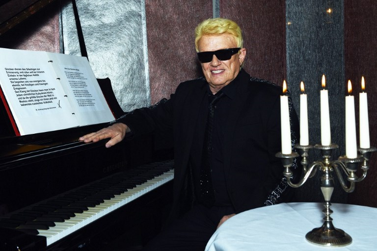 dpa exclusive: Advent with Heino and Hannelore
