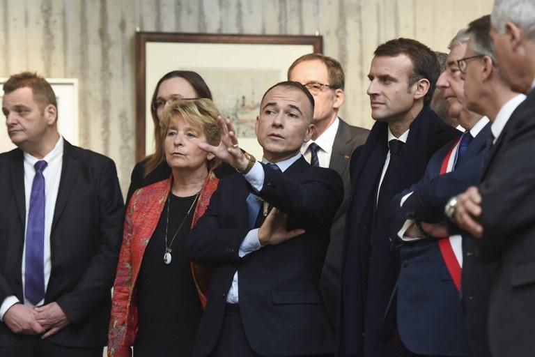 FRANCE - POLITICS - CULTURE - MUSEUM