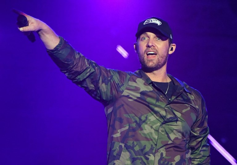 US - BRETT - YOUNG - AND - GAVIN - DEGRAW - IN - CONCERT - LAS - VEGAS, - NV